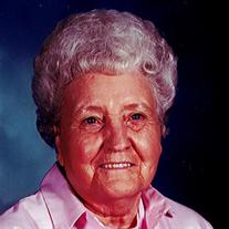 Gladys Irene Terry