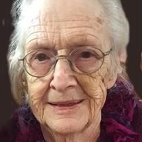 Leila Mae Wingert