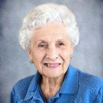 June  Christine Cummings