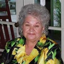 Mrs. Shirley Marie Mattern Ward