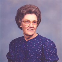 Flora Fraley Mullins
