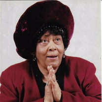 Ms. Bernice Elizabeth Williams-Henry