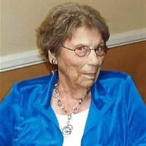Mrs. Ila Mae Carruth Wood