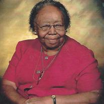 Mrs. Fannie H. Huggins