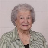 Mary Frances Swaney