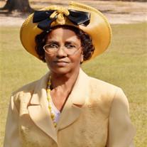 Mrs. Gracie Mae Williams