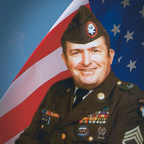 SFC Curtis Lee Stonecipher, U.S. Army Retired