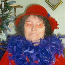 Mrs. Betty Jean Lancaster