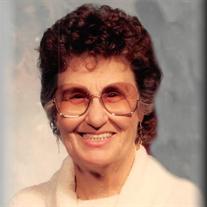 Mrs. Nadine Weis