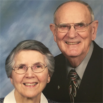 John and Virginia  Jean Page