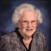 Mrs. Jewel Marshall Fleming
