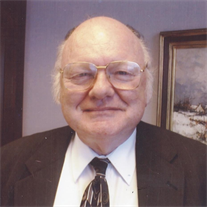 Lewis Tilden Steadman, Sr.