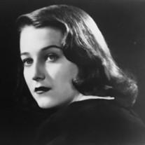 Mrs. Anne McLean Stoudenmire