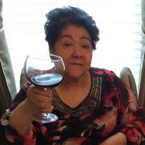 Mrs.  Sylvia Mercedes Espinal de Almonte