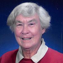 Mrs. Bessie Elizabeth Norris Johnson
