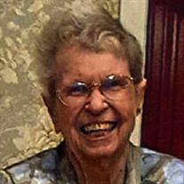 Edwina Carter Wallace