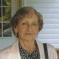 Audrey Christine Shaffer