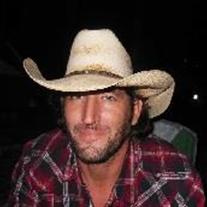 """Justin """"Cowboy""""  Langford"""