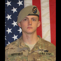Army Ranger Sgt. Joshua P. Rodgers