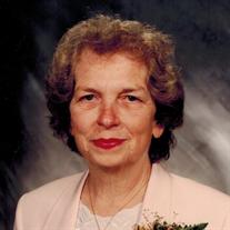 Josephine Anne Christen