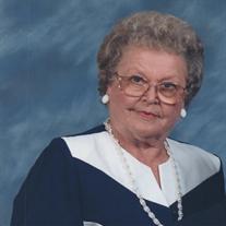 Virginia Pauline McClannahan