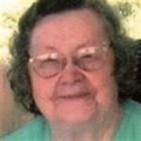 Mary Agnes Williams