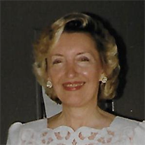 Frances Hays Mathers  Burns