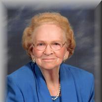 Mrs. Georgia M. Yancy