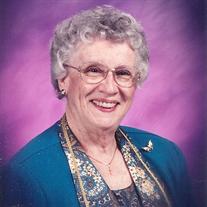 Mrs. Edna May Sholders