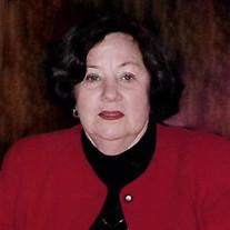 Mrs. Doris Patton Giezentanner