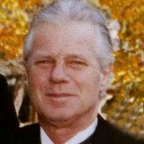 """Gerald """"Jed"""" Robert Allen"""