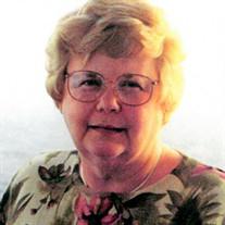 Hazel A. Cruise