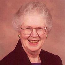 Martha  Frances  Benning