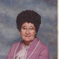 Elsie Marie Holt Wofford