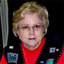 Betty  Burns Adams