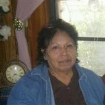 "Linda  Mae ""Chief"" Fixico"