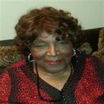 Evangelist Rosalie Gordon Gadsden