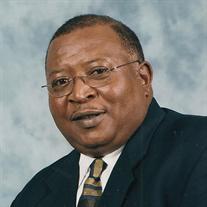 Reverend James Bradford Little