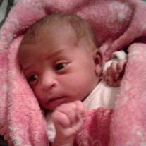 Baby Amaya Milan Tookes