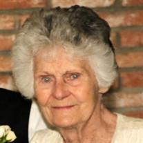 Doris M Thompson