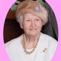Mrs. Minnie Lee  Elrod