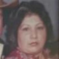 Mary Judy Sandoval