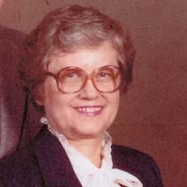 Edith Jewell Burgfeld