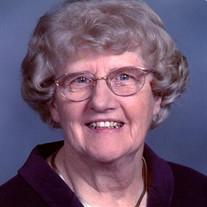 Bernice Ann (Dick) Ebels