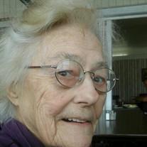 Mrs Marjorie Jane Stephenson