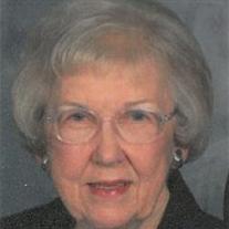 Alice Alline Lewis (nee Regenhardt)