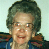 Mrs. Mary Ellen Albright