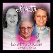 Loretta J. Kaas