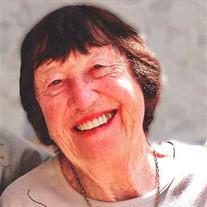 Evelyn Lancaster Zavala