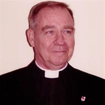 The Rev.  Canon Forrest Wayne  Burgett Jr